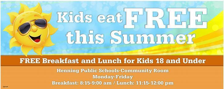 Kids Eat Free all summer long!